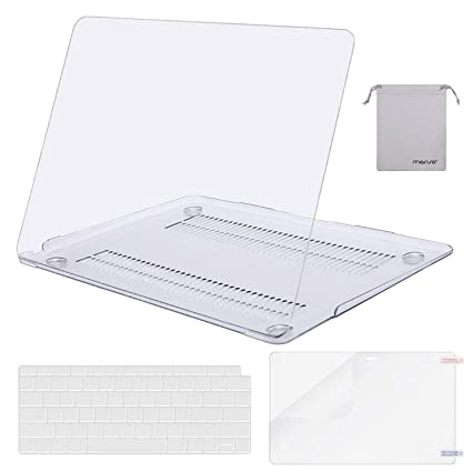 low cost 73caf 29644 MOSISO MacBook Air 13 inch Case 2019 2018 Release A1932 with Retina  Display, Plastic Hard Shell & Keyboard Cover & Screen Protector & Storage  Bag ...