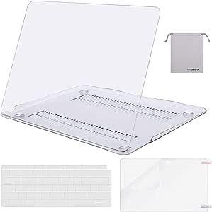 Poli/éster Malet/ín Bolsa de Hombro de Acuarela M/ármol,Turquesa MOSISO Funda Bandolera Compatible con 13-13.3 Pulgadas MacBook Pro//MacBook Air//Ordenador Port/átil