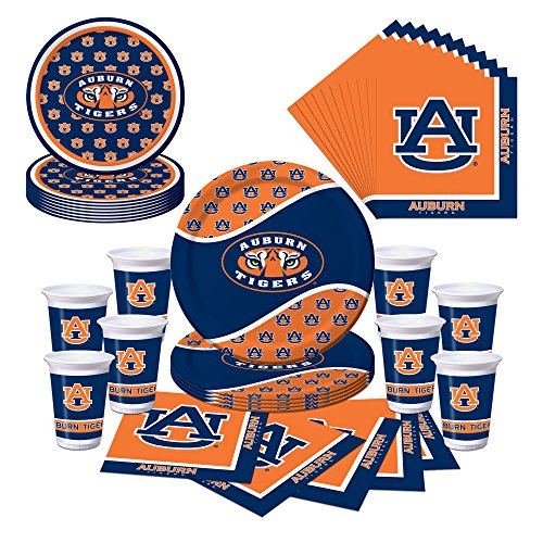 Auburn-Tigers-Party-Pack-Plates-Cups-Napkins-Serves-8