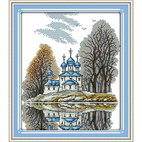 blue castle dye - 4