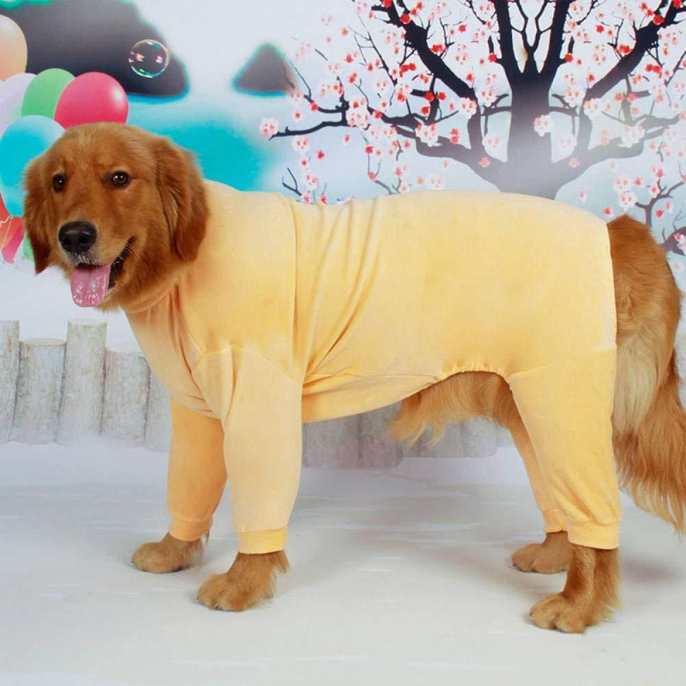 Pijama amarillo grande