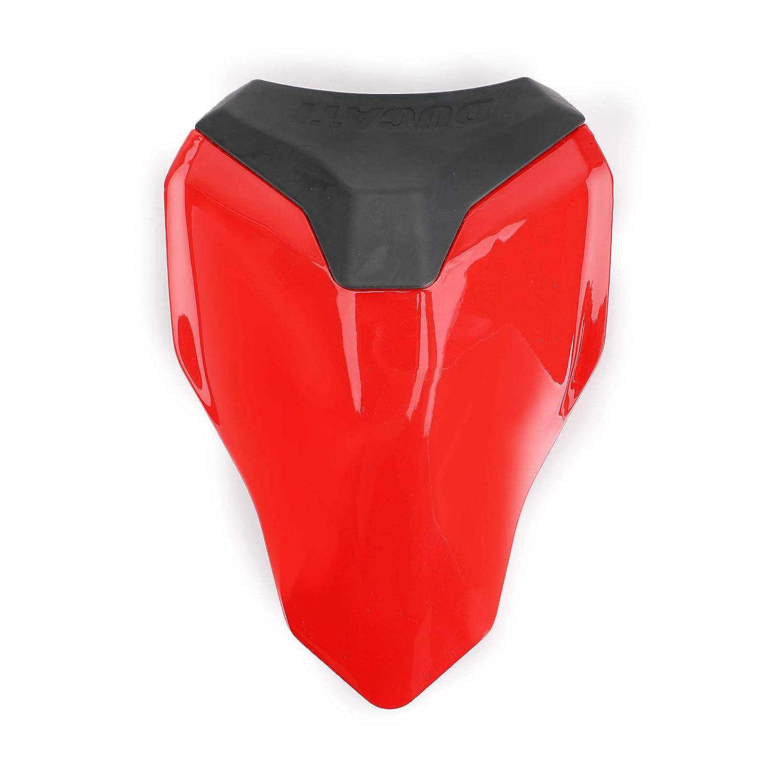 Artudatech Coprisedile posteriore per motocicletta per DU-CA-TI 848 1098 1198 2007 2008 2009