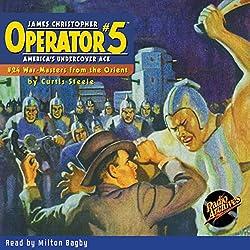 Operator #5 #24, March 1936