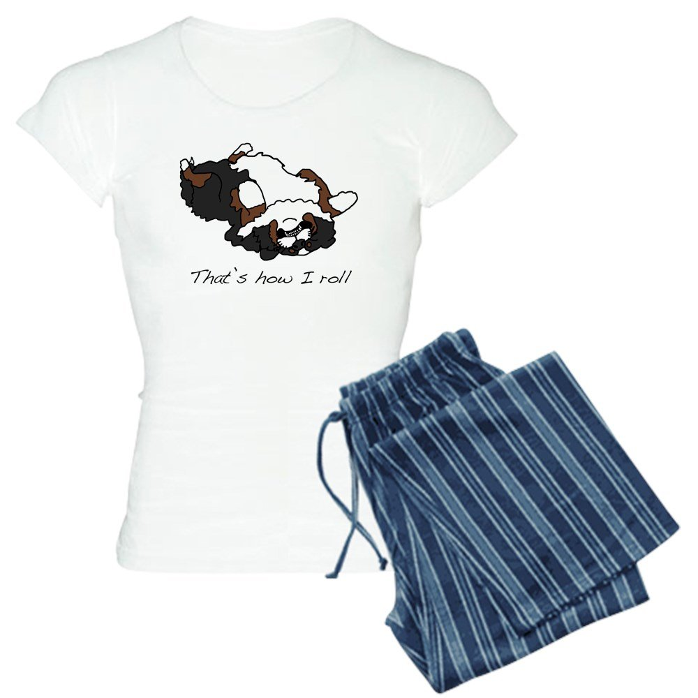 CafePress - Thats_How_I_Roll_Lighter.Png Pajamas - Womens Pajama Set