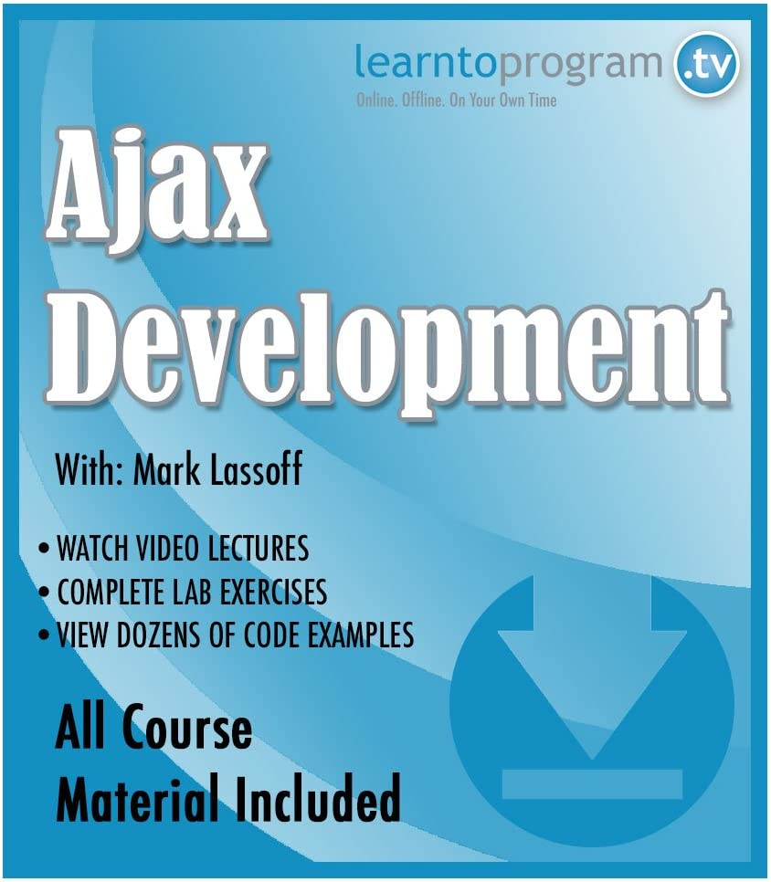Amazon.com: AJAX Development for Mac [Download]: Software
