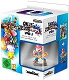 Super Smash Bros + amiibo smash Mario [Nintendo Wii U]