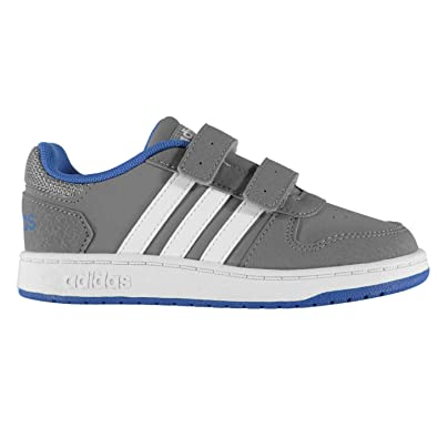 cheap for discount 2f98b 499f2 adidas Hoops 2.0 CMF I, Chaussures de Basketball Mixte Enfant Amazon.fr  Chaussures et Sacs