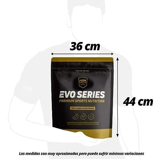 Whey Protein Concentrate (WPC) de HSN Sports - Concentrado de Proteína de Suero Evowhey 2.0 - Sabor Chocolate - 2000 gr: Amazon.es: Salud y cuidado personal