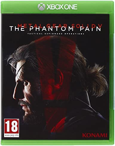 Metal Gear Solid V: The Phantom Pain - Standard Edition ...