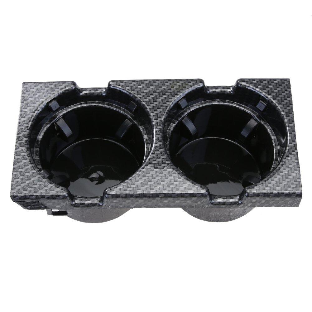 Ahomi - Soporte de Coche para Vasos de Bebida BMW Serie 3 E46 98-06