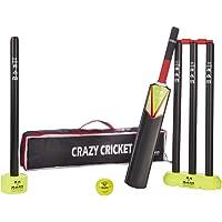 Juego de críquet Crazy para niños, 1 bate