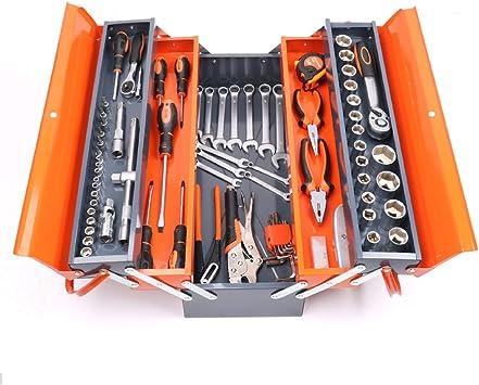 Caja de herramientas metálica de 21 pulgadas, 5 compartimentos ...