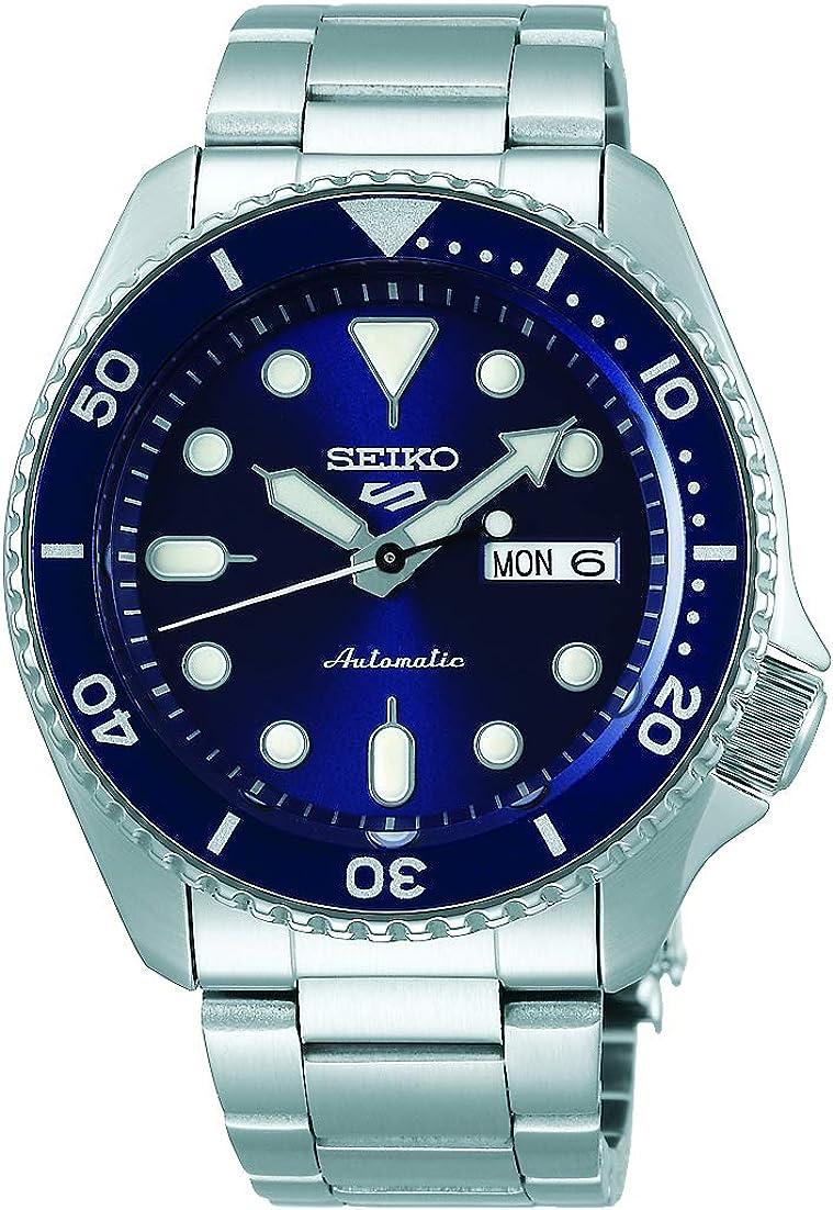 Reloj Seiko para Hombre, Azul, Sport, 1K1