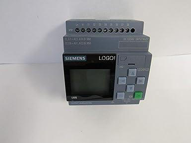 Siemens Indus Sector Logo Logikmodul 6ed1052 1md08 0ba0 Gewerbe Industrie Wissenschaft