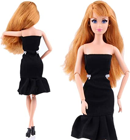 Doll Sport Clothes Gown Jumpsuit Sport Jacket For Barbie Princess Fashion Outfit