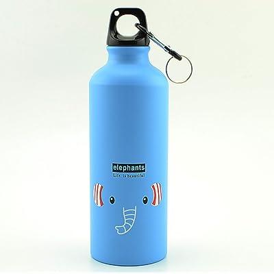 500 ml en aluminium sport bouteille cadeau tasse motif animal créatif tasse peut être imprimé CUIYAN