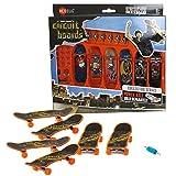 Hexbug Year 2014 Tony Hawk Circuit Boards 6 Pack Set - Red Hawk