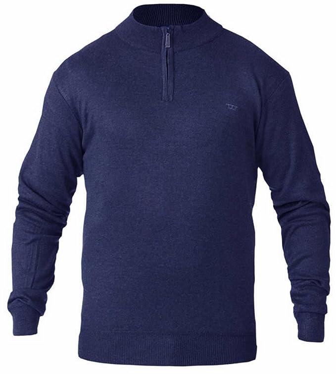 Duke D555 Mens Big Tall Kingsize Mack Top Designer Winter Pullover T-Shirt