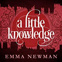 A LITTLE KNOWLEDGE: THE SPLIT WORLDS, BOOK 4