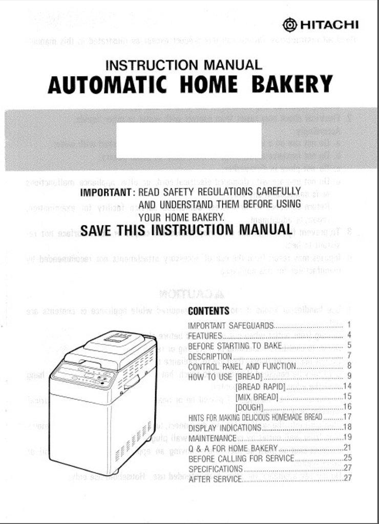 hitachi bread machine manual recipes model hb c202 plastic rh amazon com Nokia 6210 Nokia C208