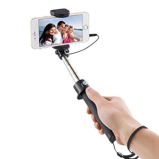 6 opinioni per SIDARDOE Bastone per Selfie, Ultra Compatto Flessibile Asta Flessibile per
