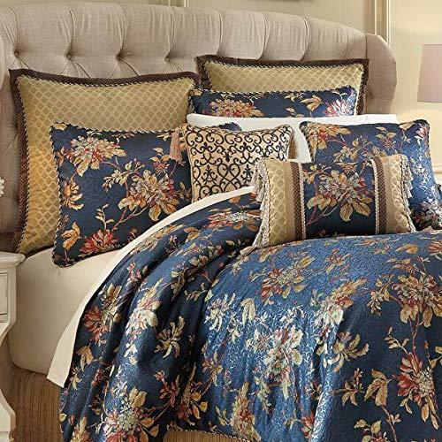 NEW Croscill Classics Calice 4-Pc Comforter Set - QUEEN