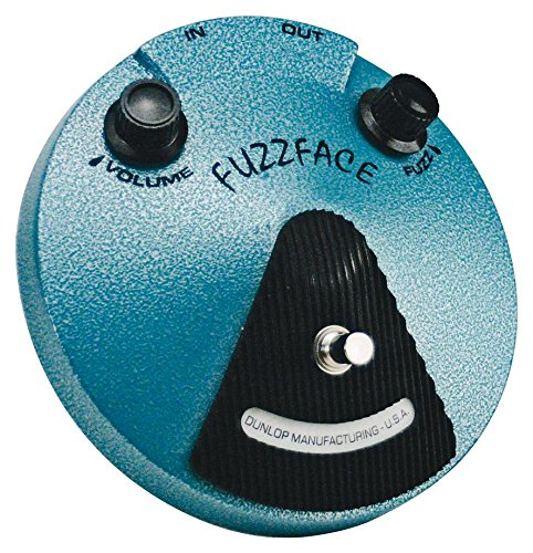 - Dunlop Jimi Hendrix Fuzz Face Distortion