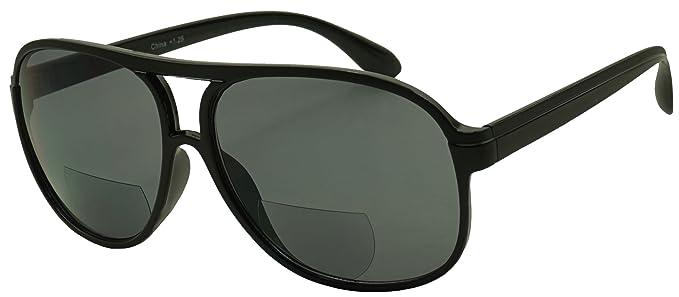 a7838050eb Classic 80s Vintage Oversized Optic Prescription Aviator Reading Eye Glasses  Power +100 thru +325