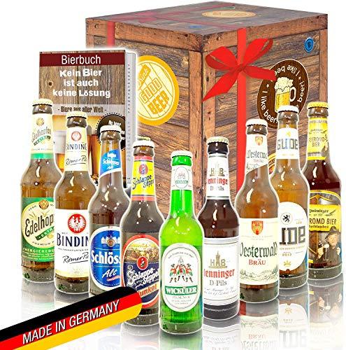I love Switzerland/Schweizer Geschenkkorb/Deutsche Biere