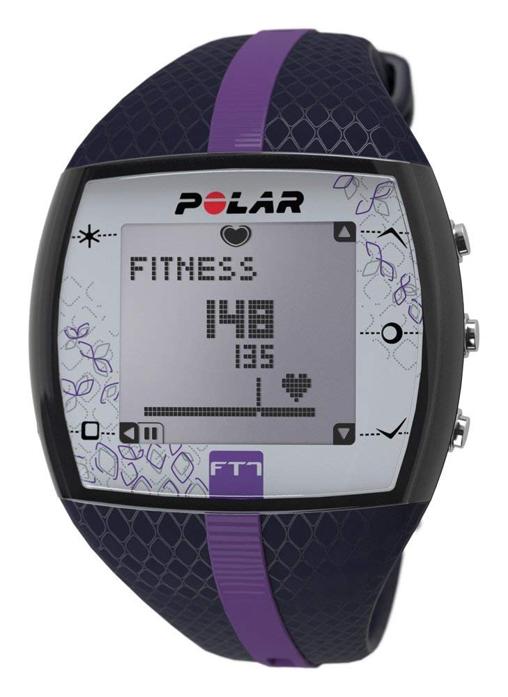 Polar FT7 Heart Rate Monitor (Certified Refurbished) (Blue/Lilac)