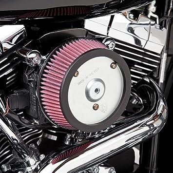 Filtro Aria per Moto Harley Sportster XL883 XL1200 48 72 1991-2017