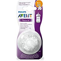 Philips Avent Natural Teat (Pack of 2)