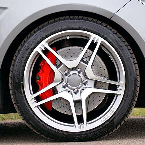 Orion Motor Tech 24ピース 1/2-20 ラグナット クローム 六角チューナー付き 長さ1.4インチ コーンシート付き ジープグランドチェロキーラングラーリバティ、フォードエクスプローラーレンジャーマスタング、ダッジダコタデュラと互換性あり