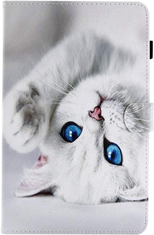 Coopay Animals Pouch Funda de cuero PU para tableta Samsung Galaxy Tab A 10.1