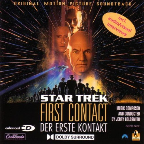 Cd Contact - First Contact