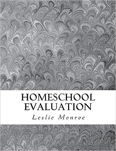 Homeschool, Planner, Evaluation, Missouri