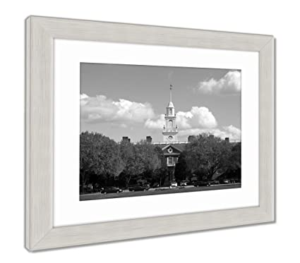 Amazon.com: Ashley Framed Prints Capitol Building Delaware State ...