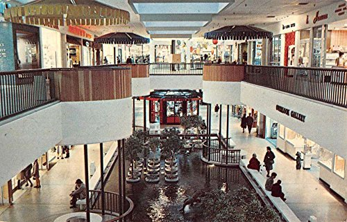 King Of Prussia Pennsylvania Plaza Interior Vintage Postcard - Plaza Kings