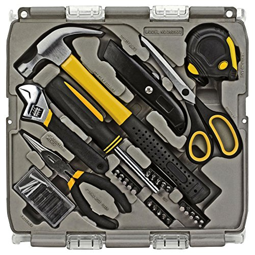 Tradespro 835110 Home And Office Tool Set, 55-Piece by Tradespro (Image #2)