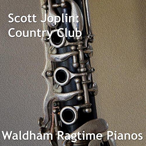 Scott Joplin: Country Club (Orchestral) ()