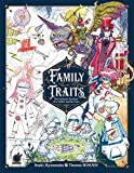 img - for Family Traits: The Fantastic Bestiary of a Father and his Sons book / textbook / text book