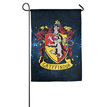 gryffindor harry potter garden flag decorative yard flags fall