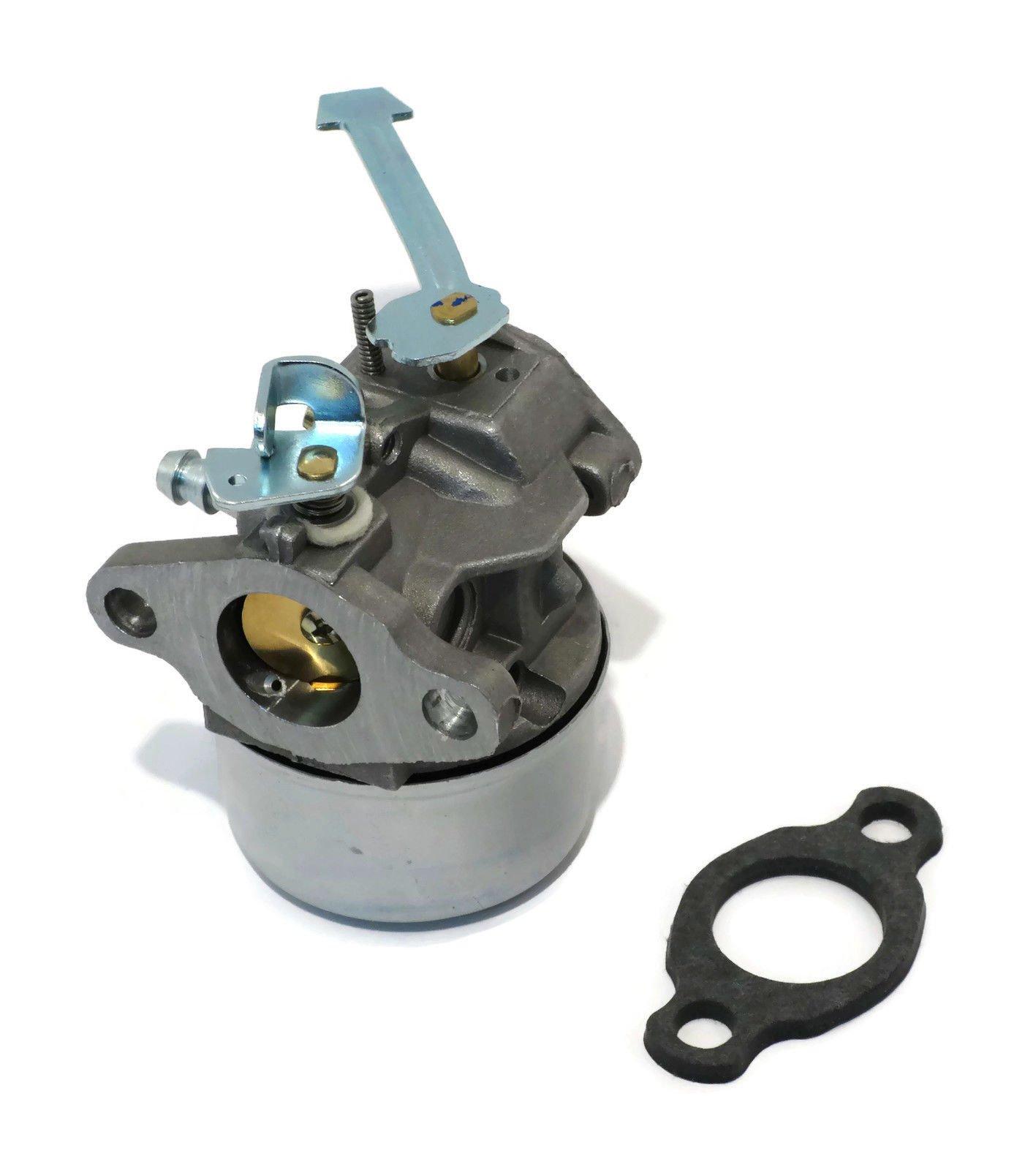 The ROP Shop Carburetor for Toro Powerlite CCR1000 w/ 3 HP Tecumseh Sears Craftsman MTD Carb by The ROP Shop