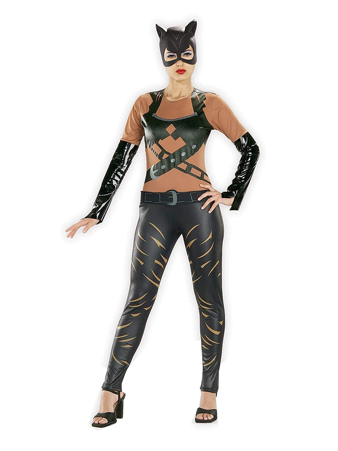 Catwoman Disfraz Adulto Cat Woman Talla L: Amazon.es: Ropa y ...