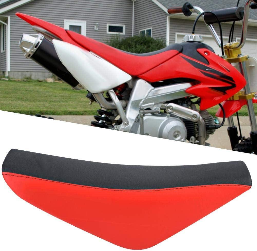 Suuonee Dirt Bike Seat Coussin de si/ège de moto haut et plat pour si/ège en /éponge pour Fit pour CRF50 Style 110cc 125cc Dirt Bike
