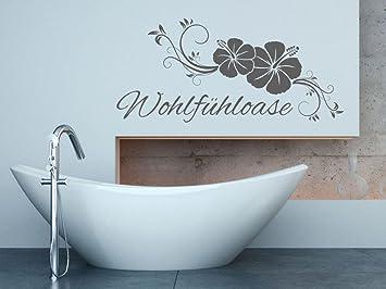 Wandtattoo-bilder® Wandtattoo Wohlfühloase Nr 1 Badezimmer Deko ...