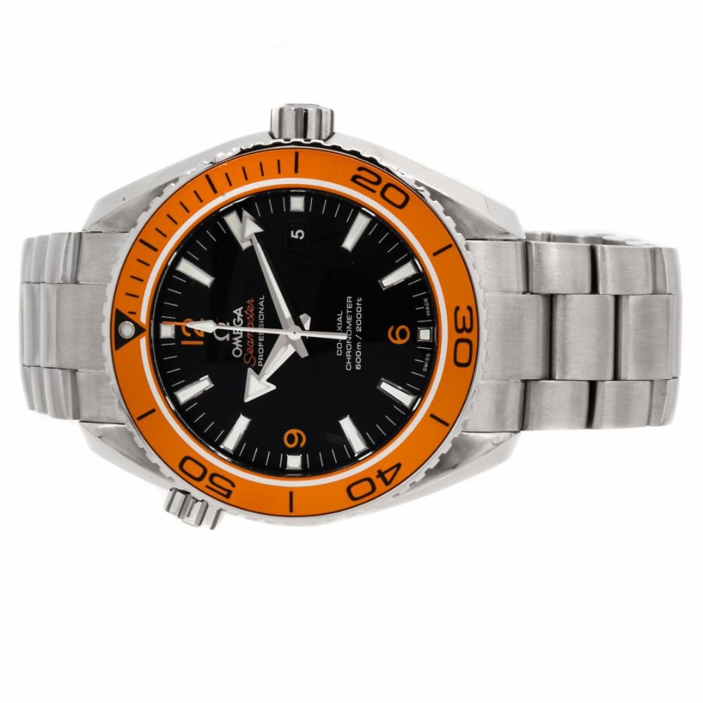 Omega Seamaster automatic-self-wind mens Watch 232.30.46.21.01.002 (Certified Pre-owned)