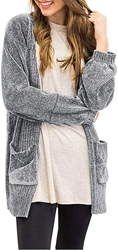 Women Fleece Lined Stand Collar Single Breasted Hood Knitted Sweater Coat