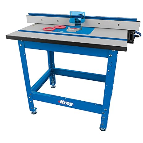 Kreg prs1045 precision router table system amazon kreg prs1045 precision router table system greentooth Image collections