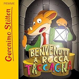 Benvenuti a Rocca Taccagna Hörbuch